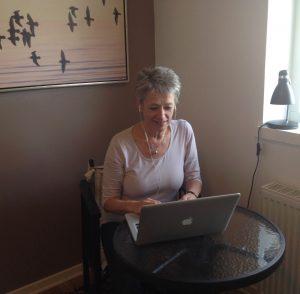 Online-terapi - TFT terapi online - Jonna Pedersen