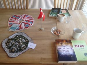 Spirituel Bogcafé - Jubilæum - Liv i Forvandling - Jonna Pedersen